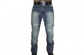 Zero-X USM kevlar jeans with protectors