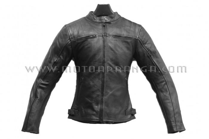 Zero-X Splash ladies leather jacket...