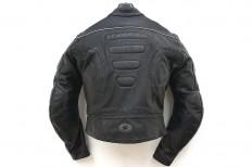 Buffalo leather ladies jacket